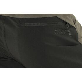 North Bend Trekk broek Heren grijs/zwart